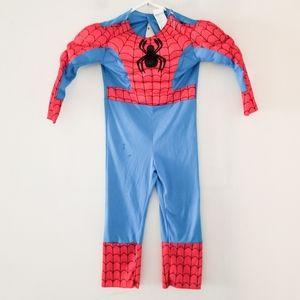 Marvel spiderman costume